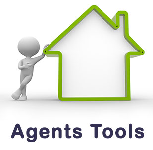 real estate agents tools