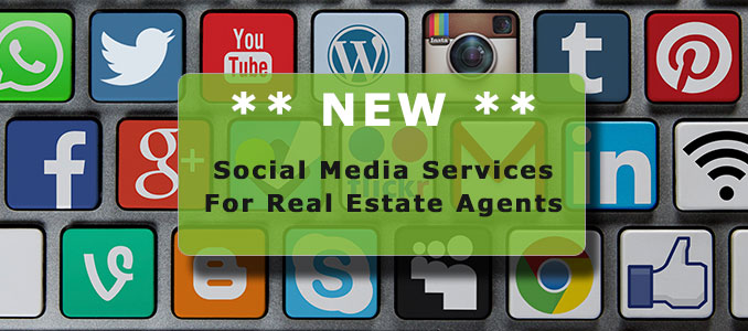 social media realestate agents